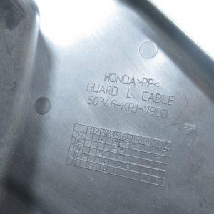Passage cable gauche Honda Swing 125 c.c