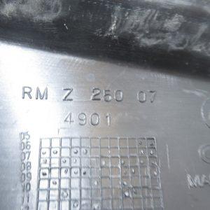 Ouie radiateur plaque laterale droit Suzuki RMZ 250 (ref:RMZ2504901)