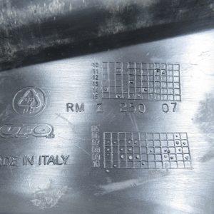 Ouie radiateur plaque laterale gauche Suzuki RMZ 250 (ref: RMZ25007)