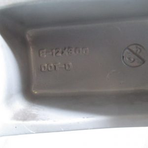 Jante arrière Piaggio X8 125