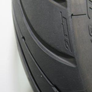 Roue arriere (vendu dans letat) Honda Deauville 650 4t (150/70R17)