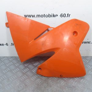 Ouie radiateur plaque laterale gauche KTM EXC 200