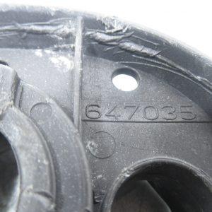 Cache guidon Piaggio X8 125 cc ( ref: 621496 )