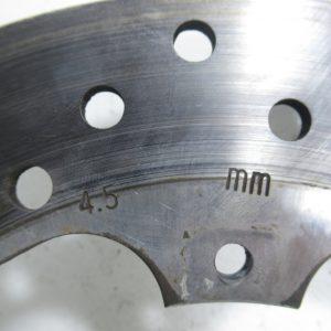 Disque frein arrière Piaggio X8 125
