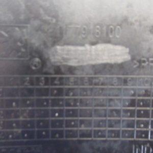 Bas de caisse droit / Peugeot Kisbee 50( réf: 2000634600 1177917600 )