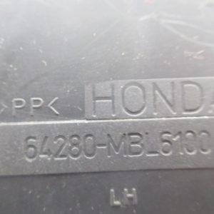 Carenage fourche Honda Deauville 650 4t