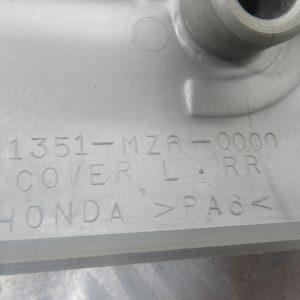 Cache sortie boite Honda Deauville 650cc 4t (11351-MZ6-0000)