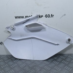 Plaque numero lateral arriere gaucheYAMAHA 250 YZF