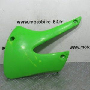 Ouie radiateur plaque laterale droit Kawasaki KX 85 2 Temps