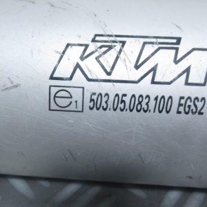 Silencieux KTM EXC 125