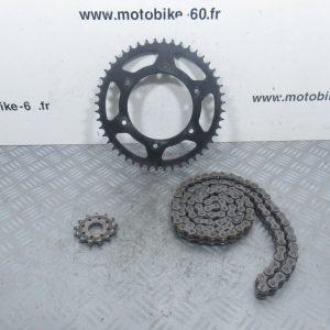 Kit chaine couronne 45 dents pignon 13 dents KTM EXC R 400