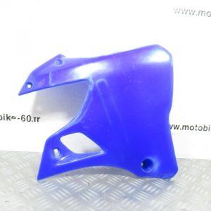 Ouie radiateur plaque laterale droit Yamaha YZ 125 2 temps