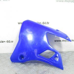 Ouie radiateur plaque laterale gauche Yamaha YZ 125 2 temps