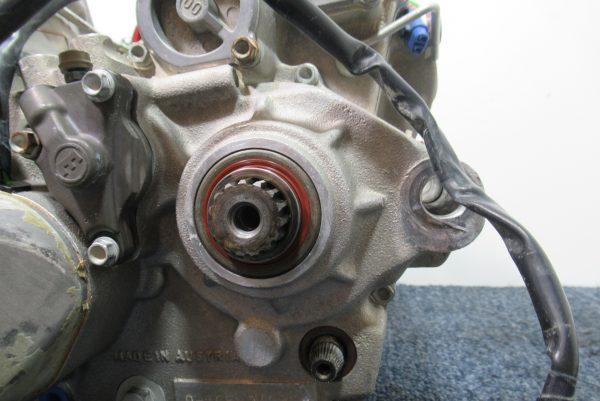 Moteur 4 temps KTM EXC R 400 2002 (0-595)