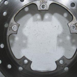 Disque frein avant / Piaggio Vespa LX 50 cc