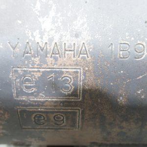 Echappement Yamaha Xmax 125 cc (ref: 1B9)