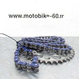 Kit chaine Dirt Bike YCF 125