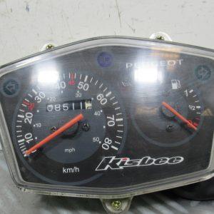 Compteur 8511km Peugeot Kisbee 50 2t (2016)