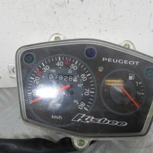 Compteur 7928km Peugeot Kisbee 50 2t (2015)