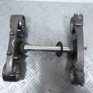 Tes de fourche supérieur et inférieur Yamaha YZ 450 F