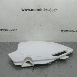 Plaque numero lateral arriere gauche  Honda CR 125 2 temps