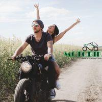 Les petites choses qui font qu'un motard est heureux !